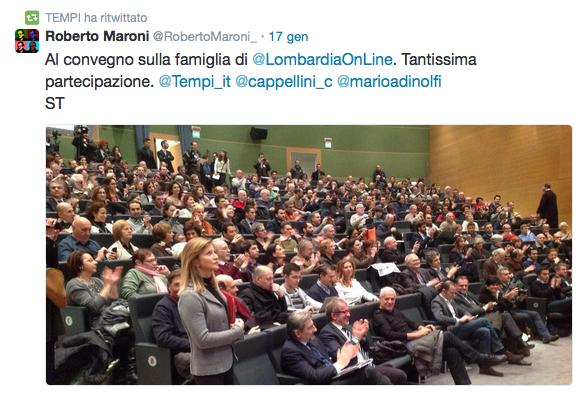 Maroni twitter