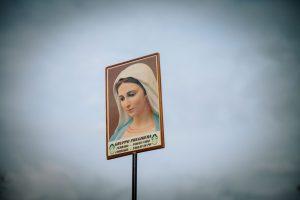 madonna foto Diana Markosian