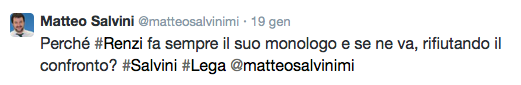 Salvini twitter 1