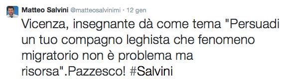 Salvini twitter 7