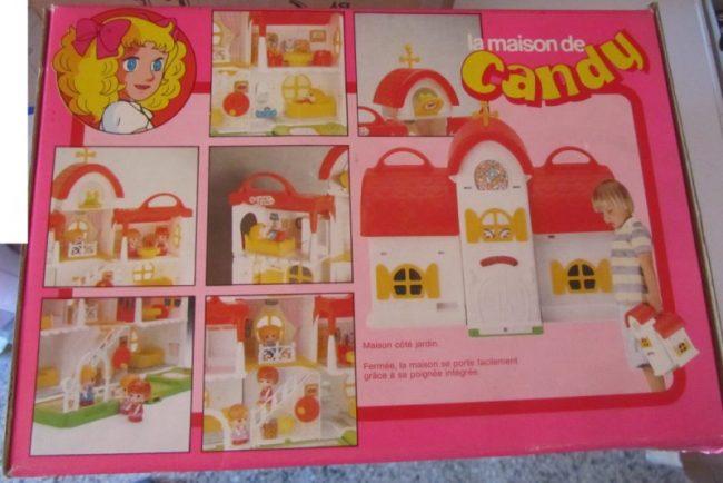 la casa di candy