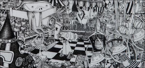 akihiro nishino art