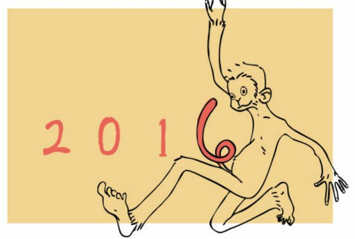 anno della scimmia