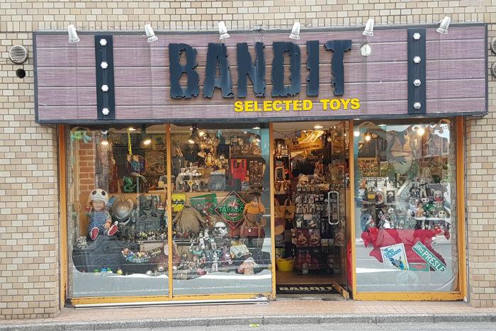 bandit shop tokyo
