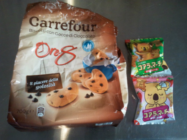 biscotti giapponesi
