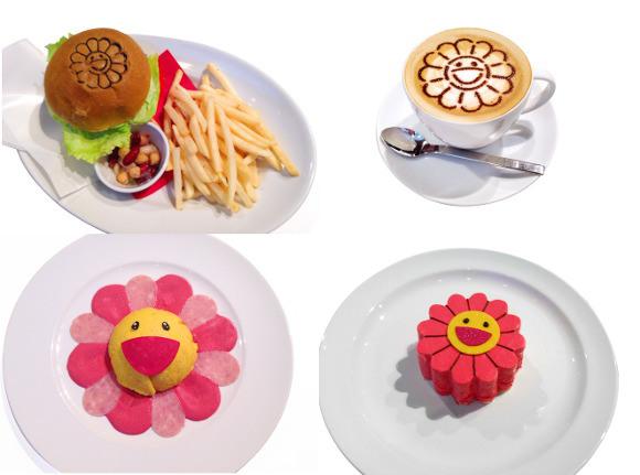 cafè flower murakami