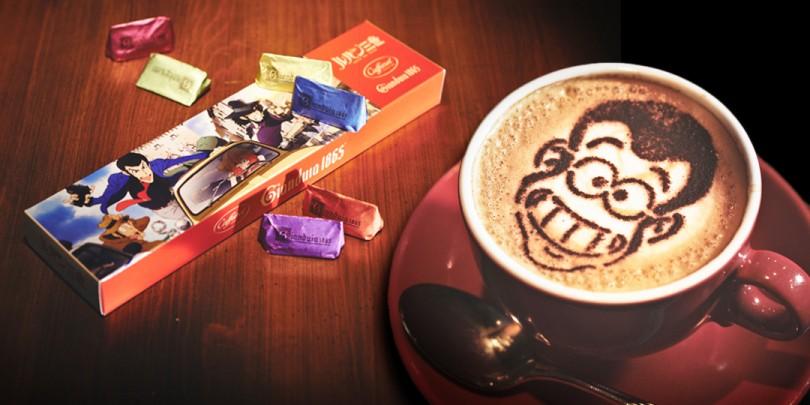 cappuccino cioccolato isetan
