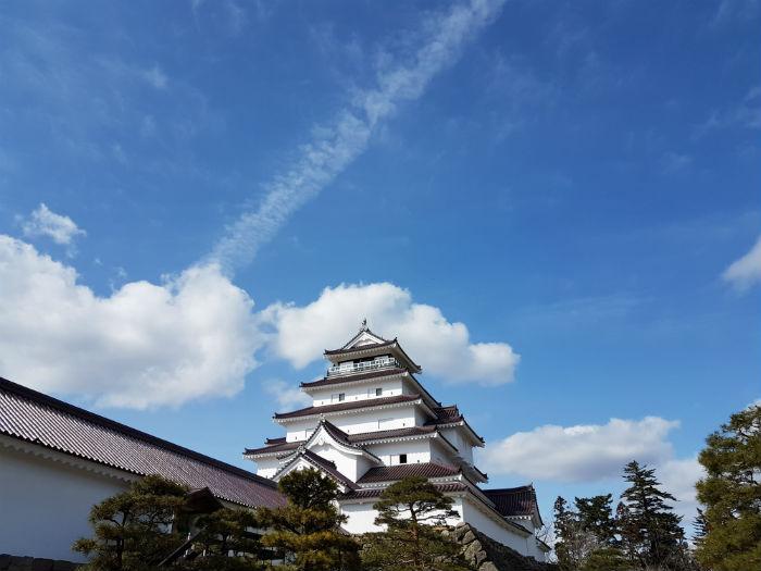 castello aizu