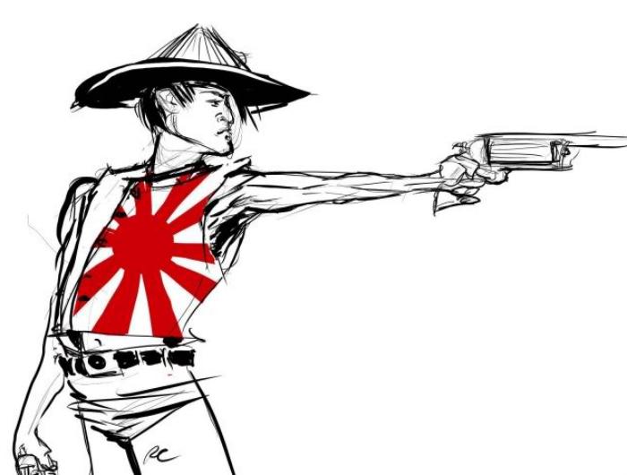 cowboy japan