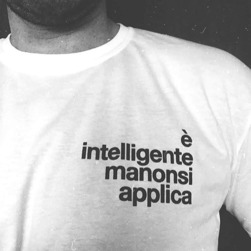è intelligente ma non si applica
