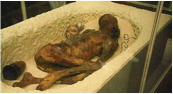 mummia egiziana