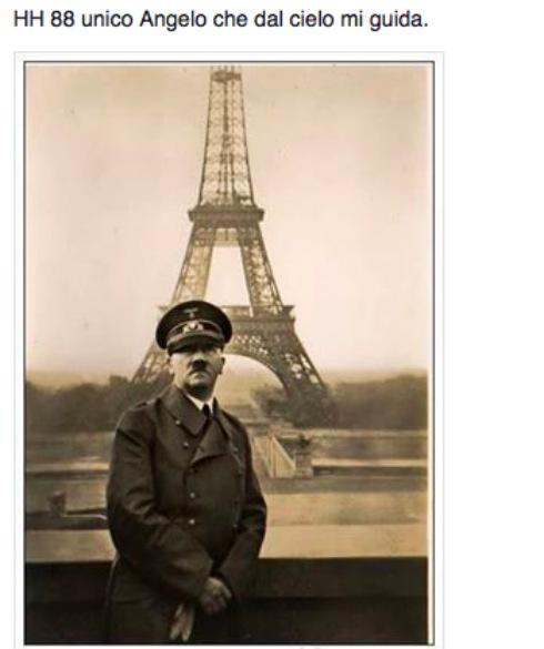 facebook reazioni attacchi francia terrorismo