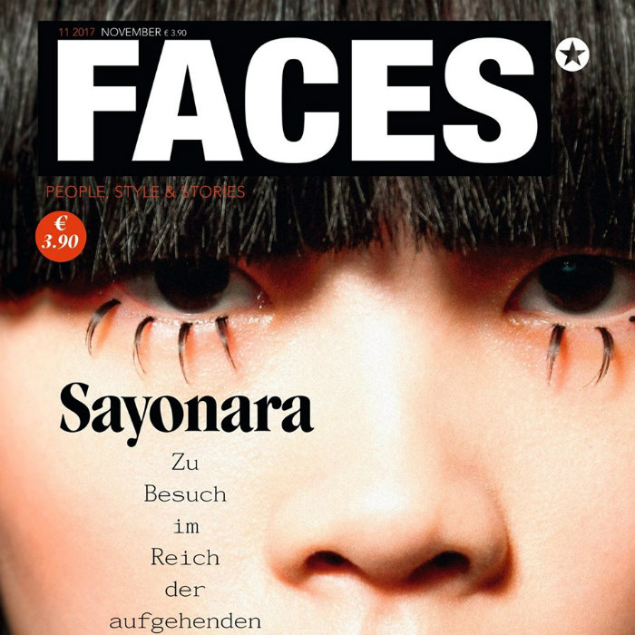 faces magazine