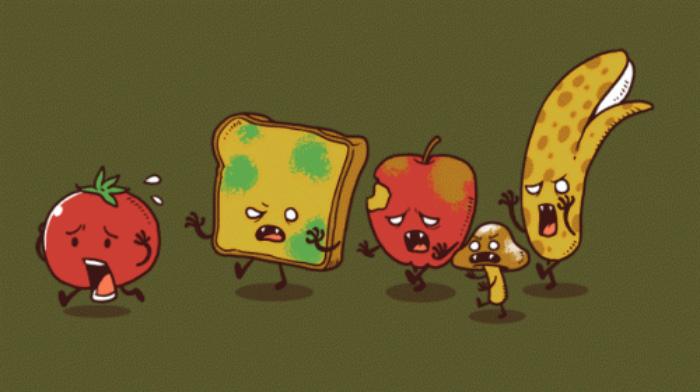 frutta zombie