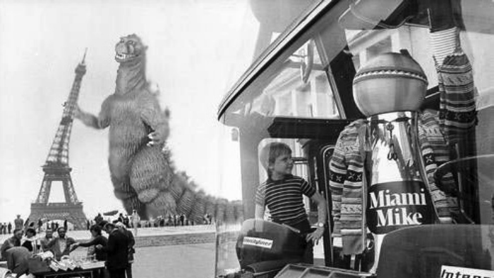 godzilla in paris
