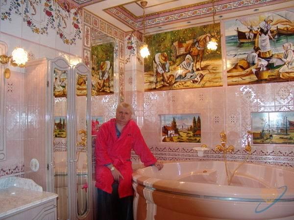 bagno d'oro