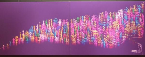 kazuhiko okushita art