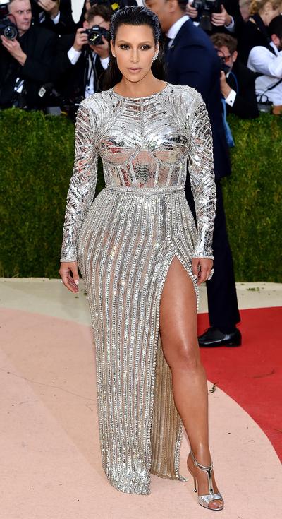 Andrew H Kim Kardashian met gala 2016