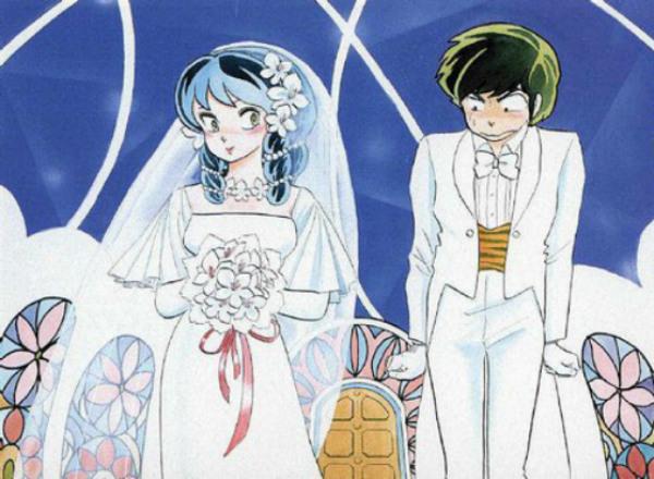 lamù matrimonio