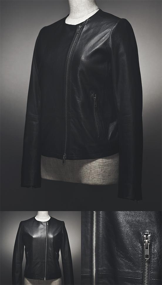 lupin isetan fujiko leather jacket