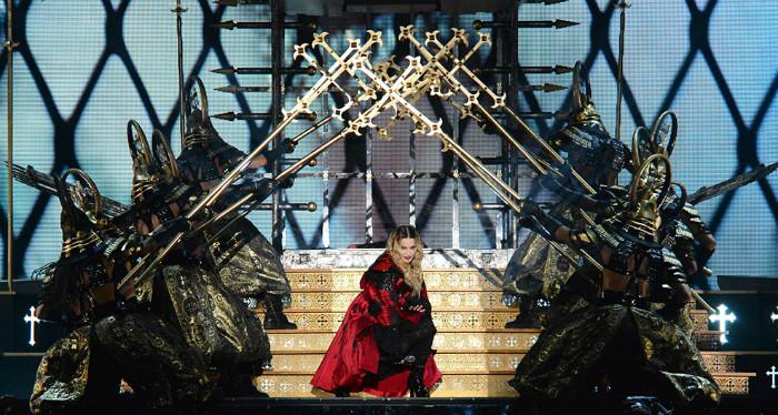 madonna iconic samurai
