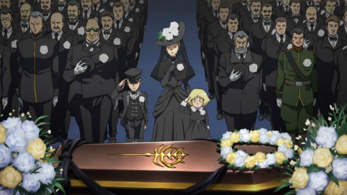 manga funerale