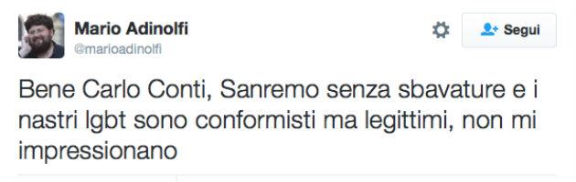 mario adinolfi twitter