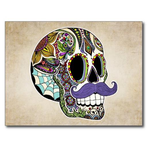 moustache_sugar_skull_colour_postcard-rc746d0f801574b14a67e2bee0deba5fc_vgbaq_8byvr_512