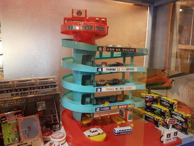 museo del giocattolo tokyo