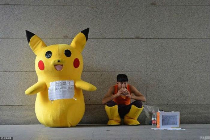 pikachu cinese
