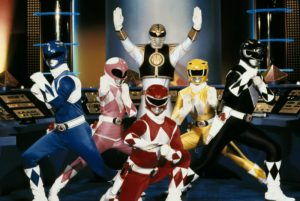 power rangers originale