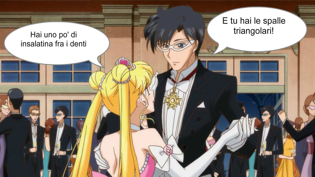 sailor moon crystal fumetto