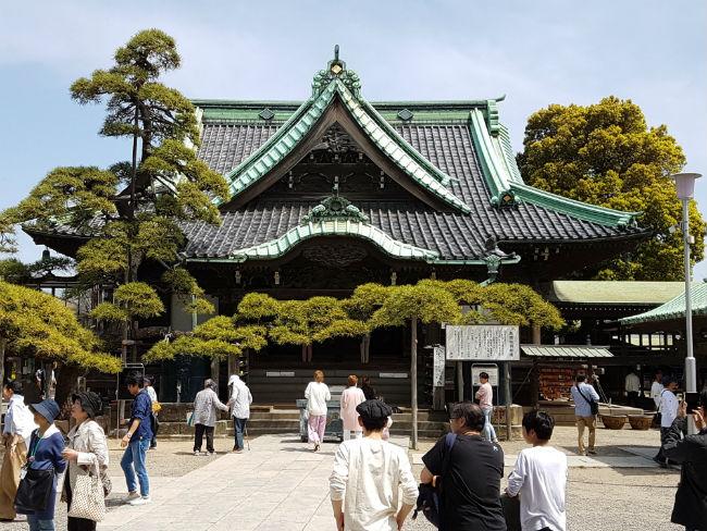 shibamata tempio