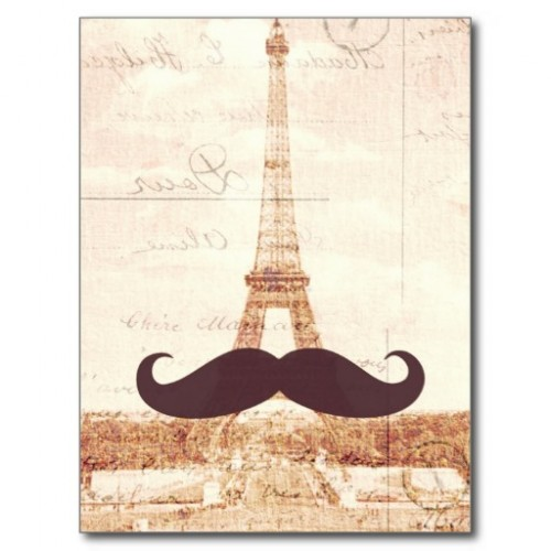 Moustache Paris