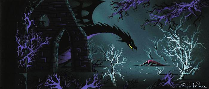 maleficent drago