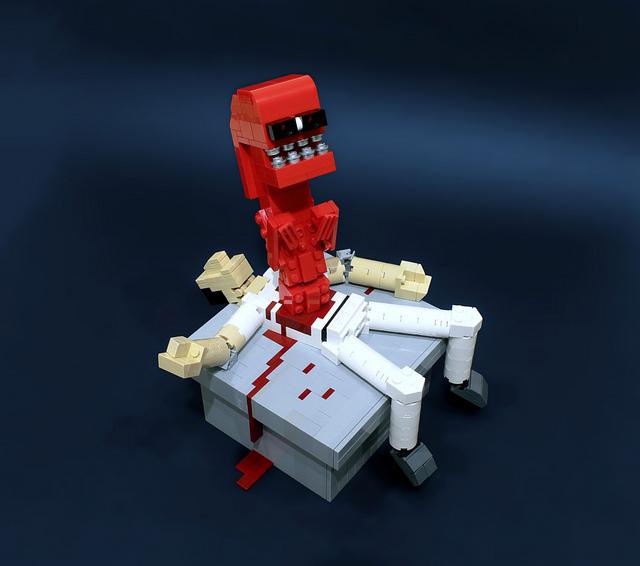 Alien lego