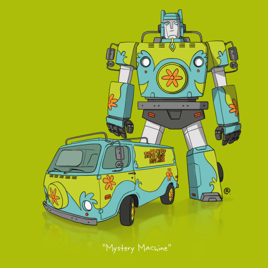 mistery machine