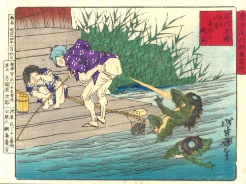 japan fart hokusai