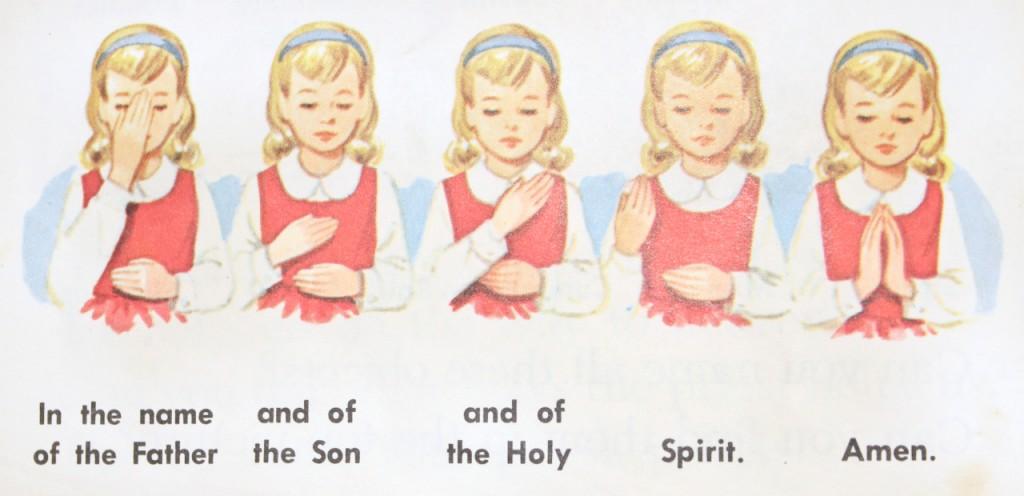 segno della croce