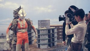 ultraman backstage