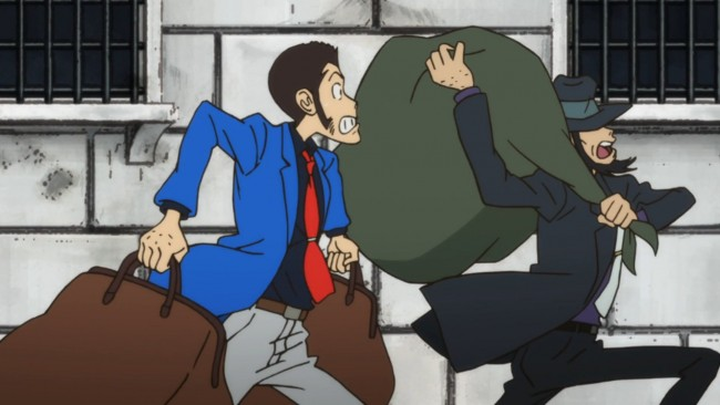 lupin scappa